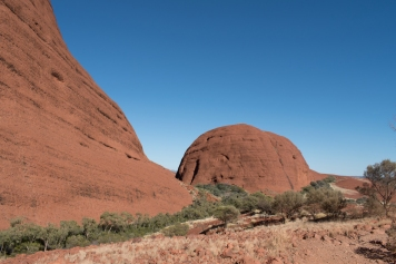 Kata Tjuta (The Olgas) Valley of the Winds walk