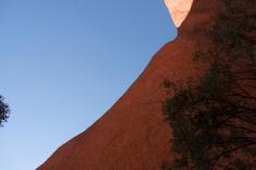 Kantju Gorge at Uluru